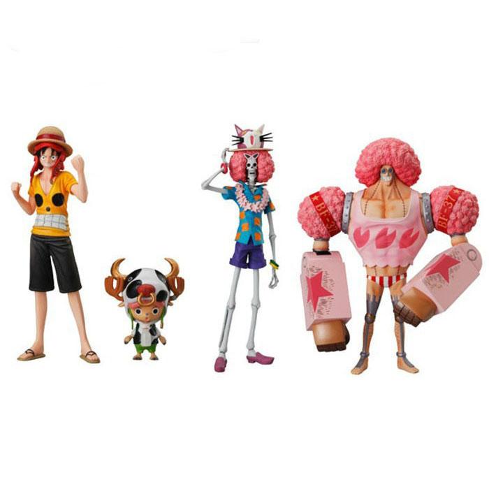 Bộ Mô Hình One Piece MS22