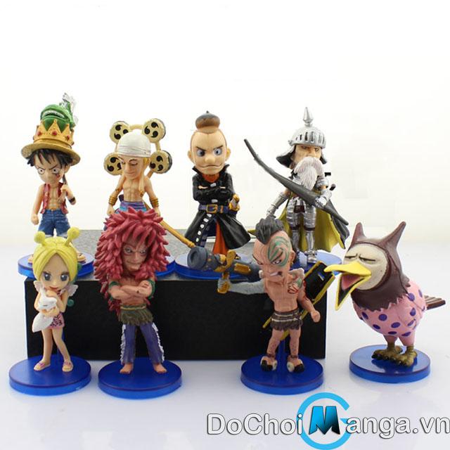 Bộ Mô Hình One Piece MS 31