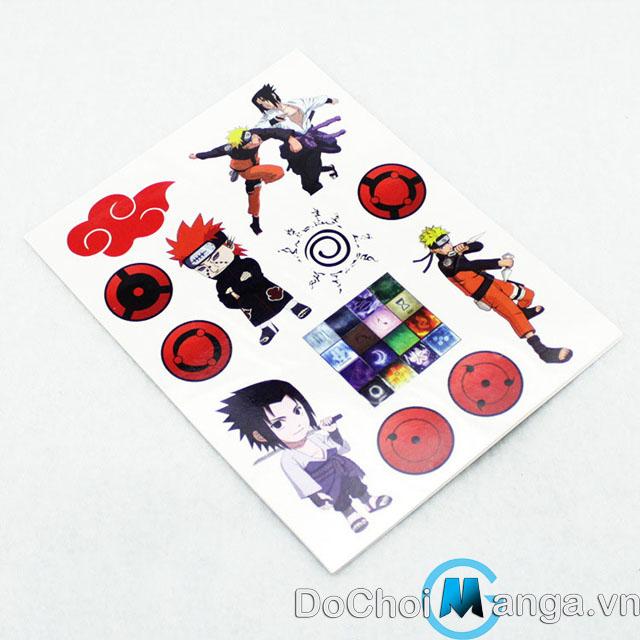 Hình xăm Naruto MS 2