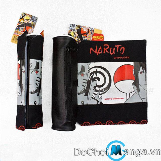 Hộp Bút Vải Naruto MS 4