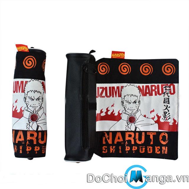 Hộp Bút Vải Naruto MS 3