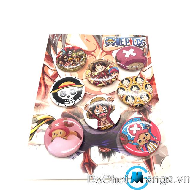 Huy Hiệu One Piece MS 2