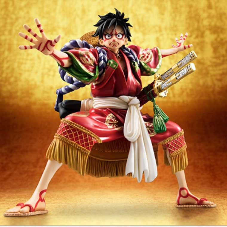 Mô Hình Luffy Kabuki One Piece