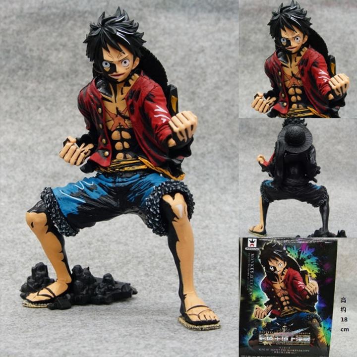 Mô Hình Luffy buff haki One Piece