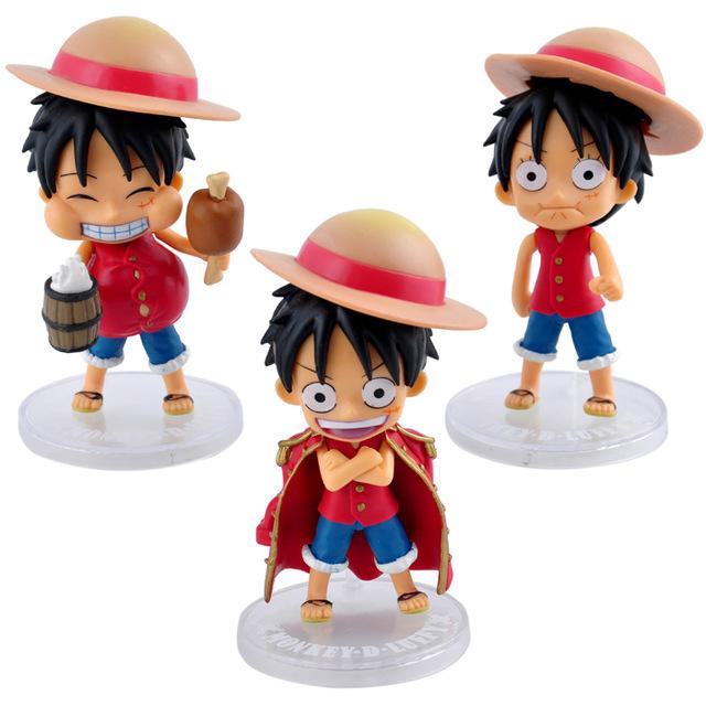 Mô Hình Nendoroid Luffy - One Piece MS2