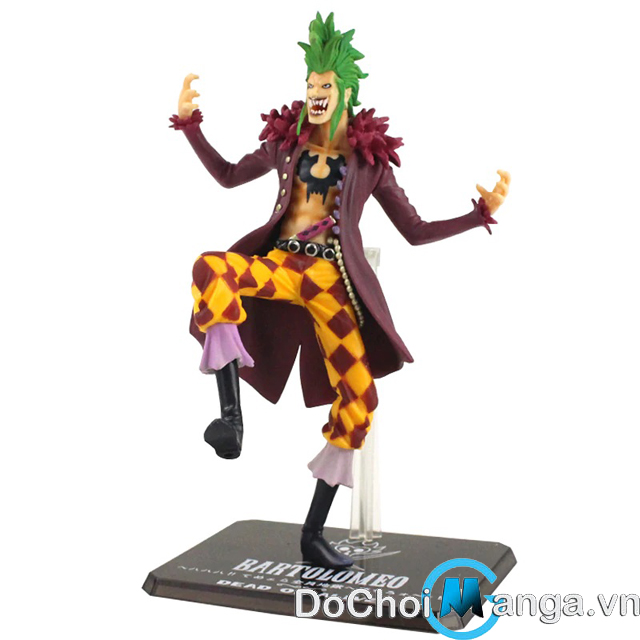 Mô Hình Bartolomeo One Piece