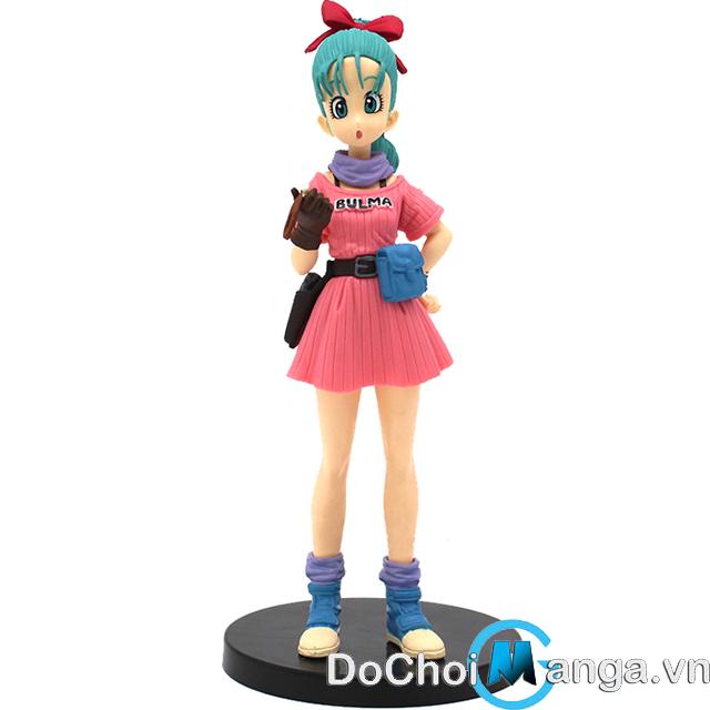 Mô Hình Bulma - Dragon Ball MS 2