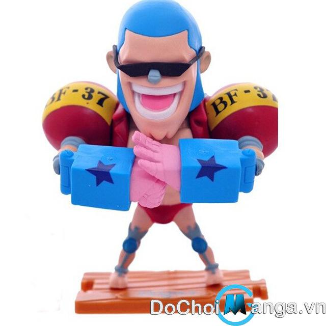 Mô Hình Chibi Franky - One Piece MS 1
