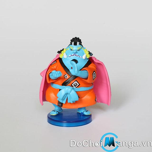 Mô Hình Chibi Jinbei - One Piece MS 1