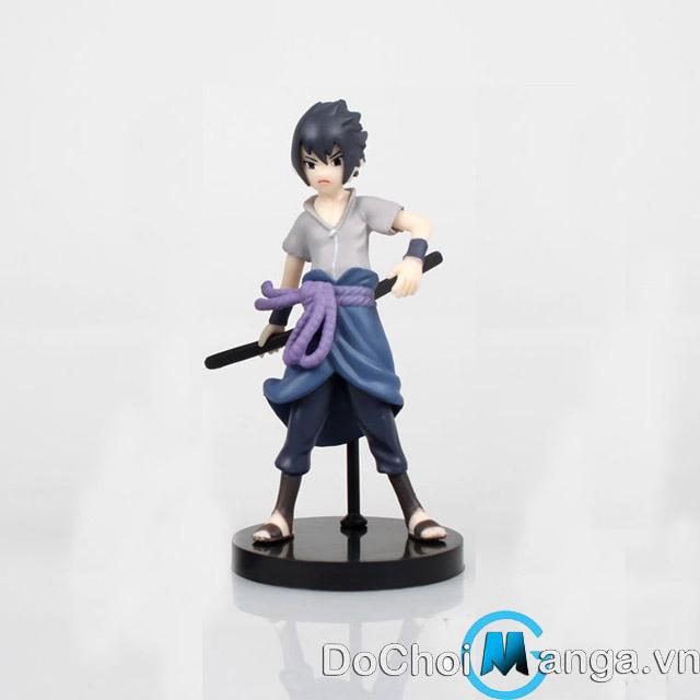 Mô Hình Chibi Sasuke MS 7