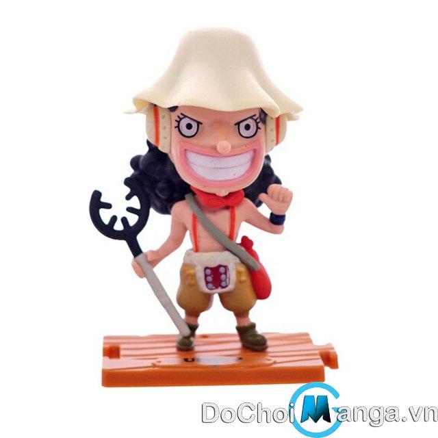 Mô Hình Chibi Usopp - One Piece MS 2