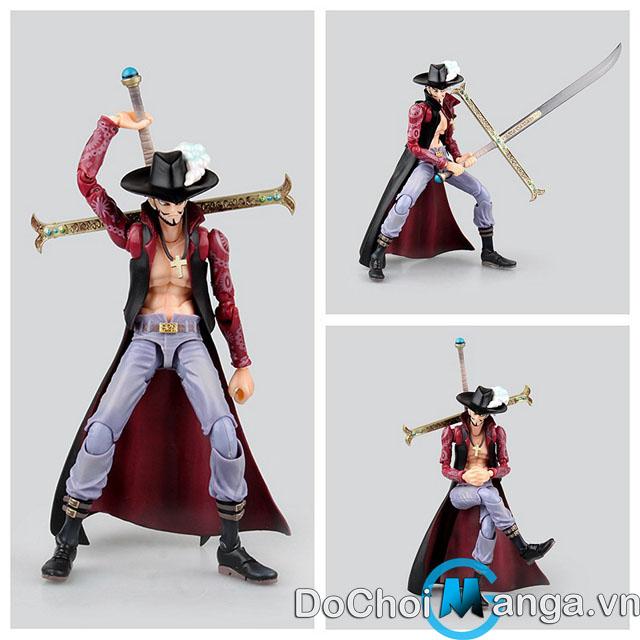 Mô Hình Figma Mihawk - One Piece