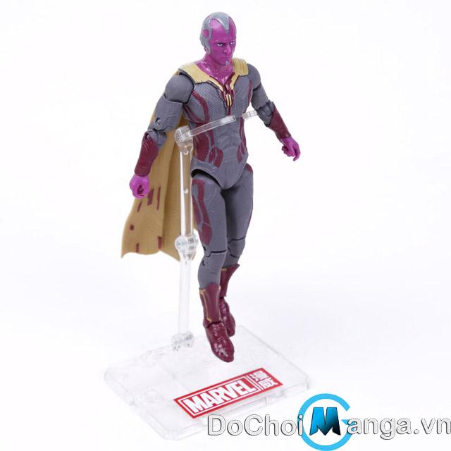 Mô Hình Figma Vision The Avengers Infinity War