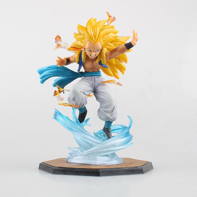 Mô Hình Gotenks Super Saiyan 3 Dragon Ball MS14