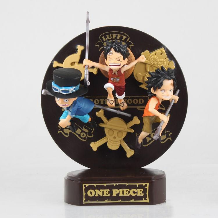 Mô Hình   One Piece MS15