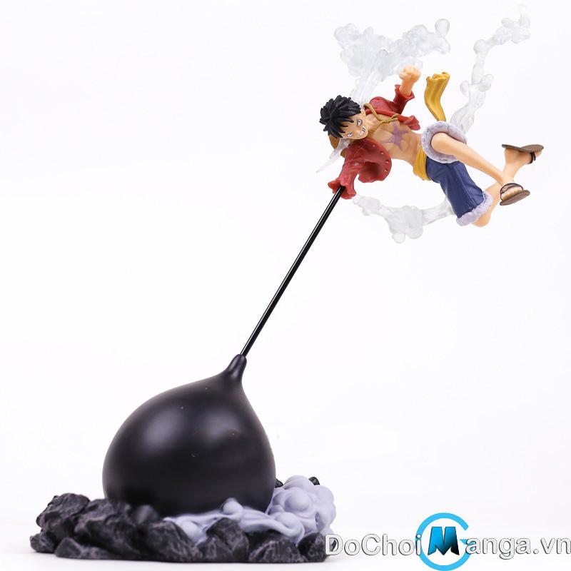 Mô Hình Luffy - One Piece MS 22