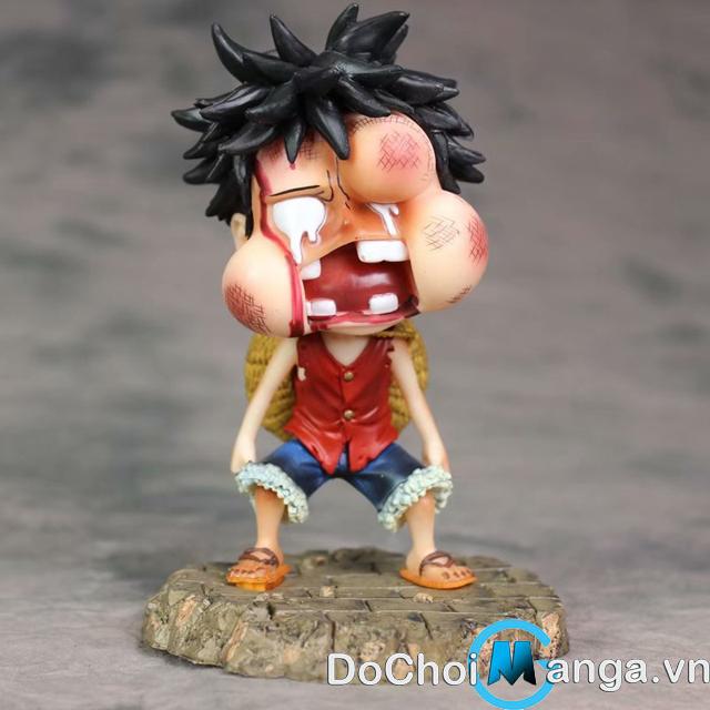 Mô Hình Luffy One Piece MS 23