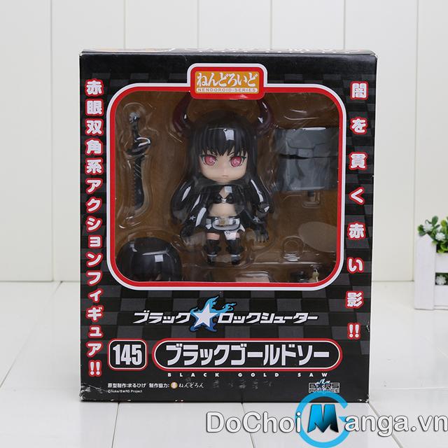 Mô Hình Nendoroid Black Gold Saw - Black Rock Shooter