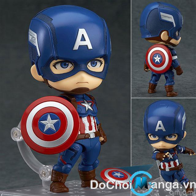 Mô Hình Nendoroid Captain America