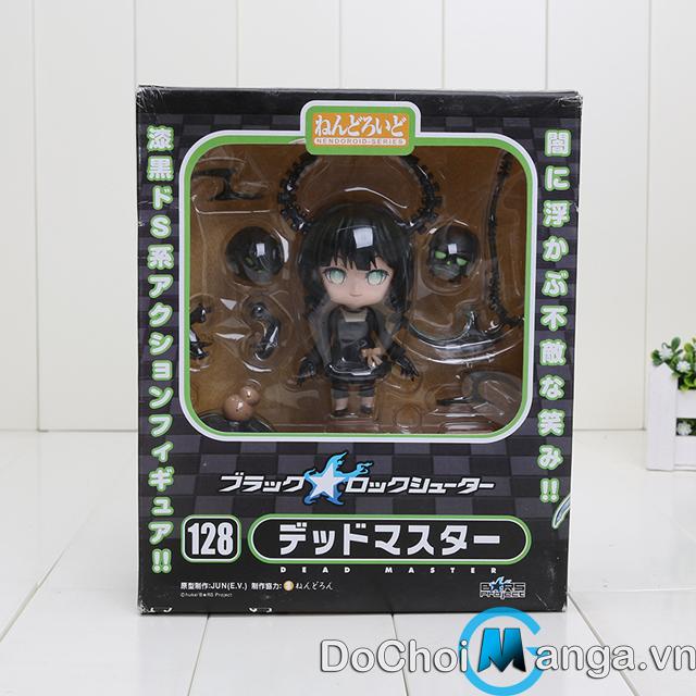 Mô Hình Nendoroid Death Master - Black Rock Shooter BRL0101