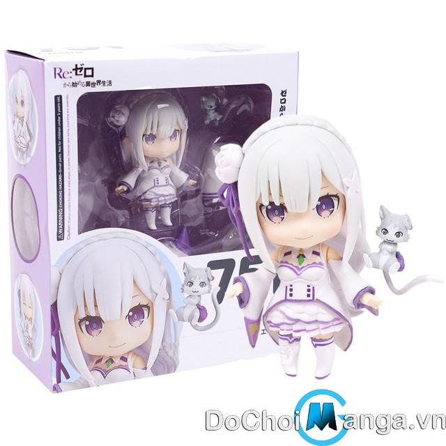 Mô Hình Nendoroid Emilia - Re:Zero