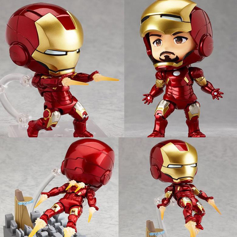 Mô Hình Nendoroid Iron Man