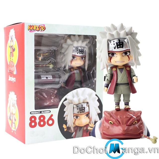 Mô Hình Nendoroid Jiraiya - Naruto Shippuden