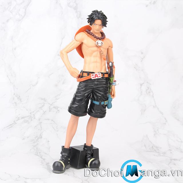 Mô Hình Portgas D Ace One Piece MS 6