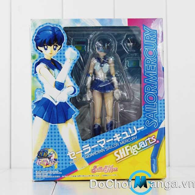 Mô Hình SHFiguarts Sailor Mercury