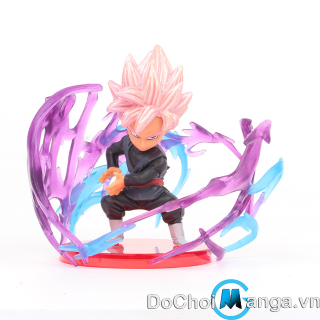 Mô Hình Songoku Black Rose Dragon Ball MS 3
