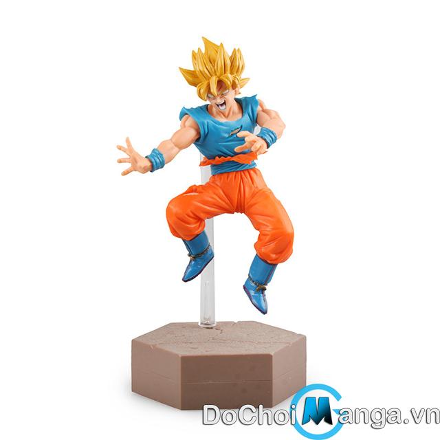 Mô Hình Songoku - Dragon Ball  MS4