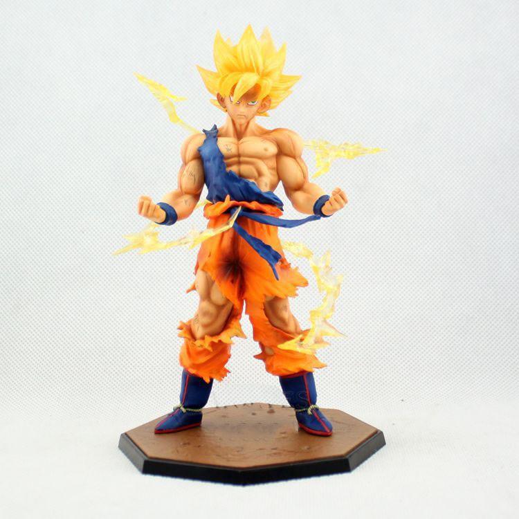 Mô Hình Songoku - Dragon Ball MS16