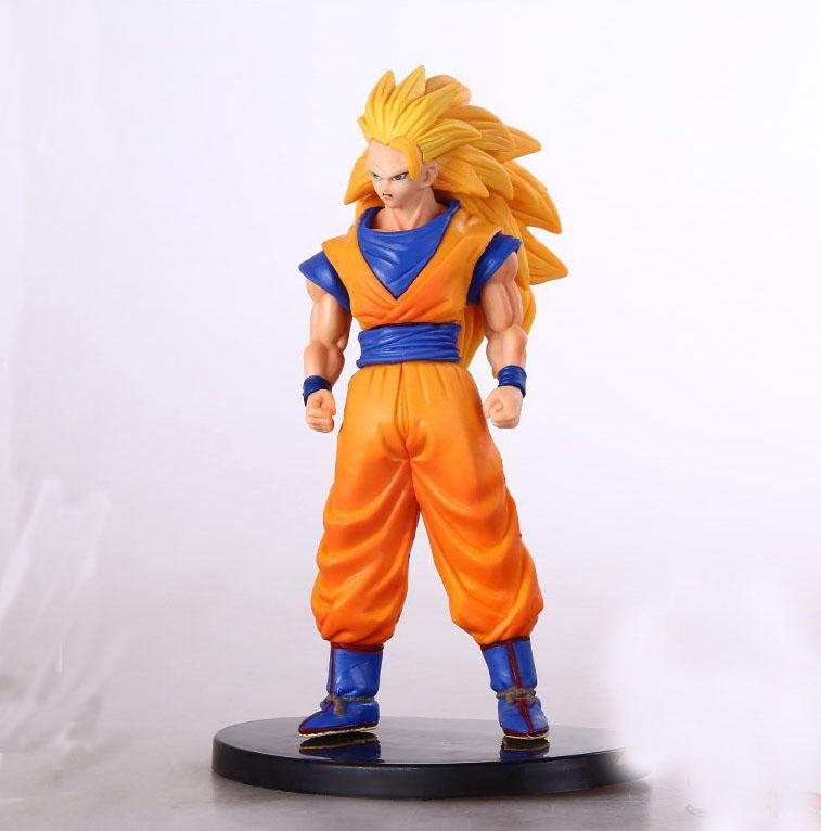 Mô Hình Songoku - Dragon Ball M19