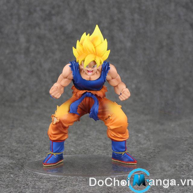Mô Hình Songoku - Dragon Ball MS 43