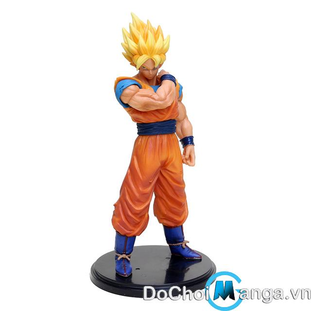 Mô Hình Songoku - Dragon Ball MS 47