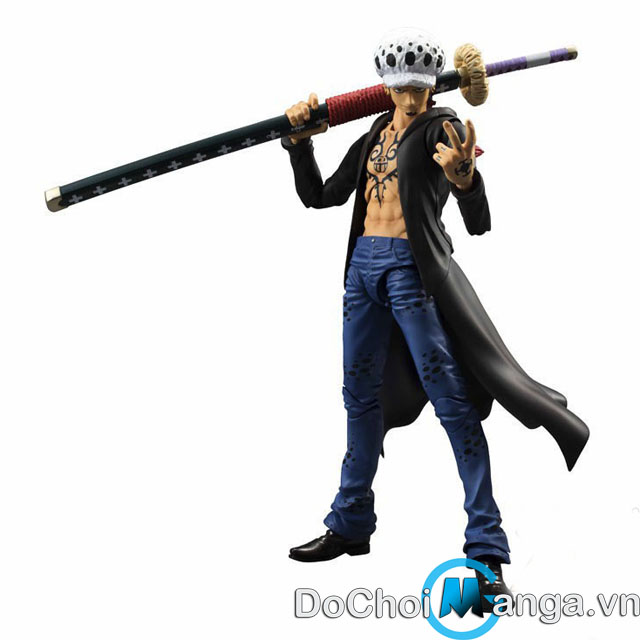 Mô Hình Figma Law - One Piece