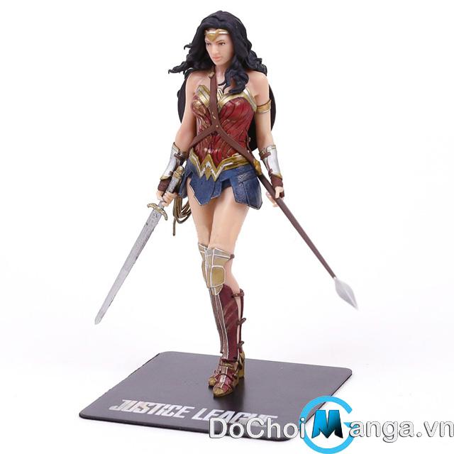 Mô Hình Wonder Woman Justice League