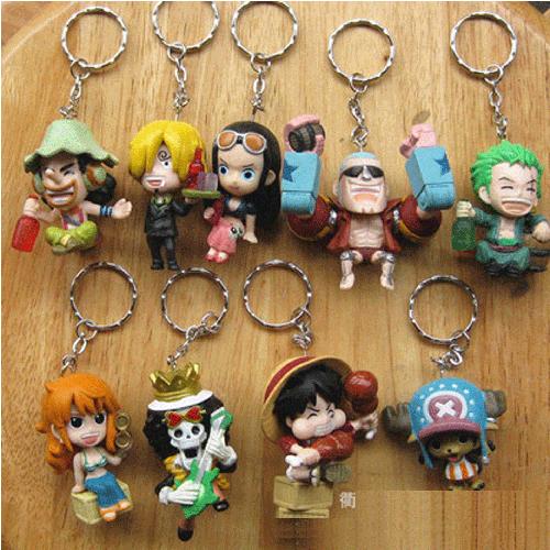 Móc chìa khóa One Piece MS1