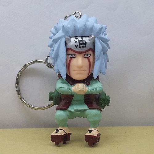 Móc khoá Jiraiya. Naruto MS11