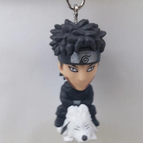Móc khoá Inuzuka Kiba Naruto MS17