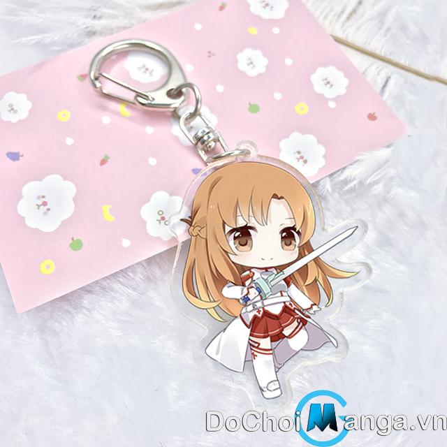 Móc Khóa Asuna - Sword Art Online