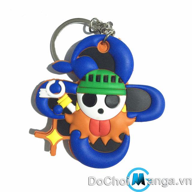 Móc Khóa Buggy - One Piece