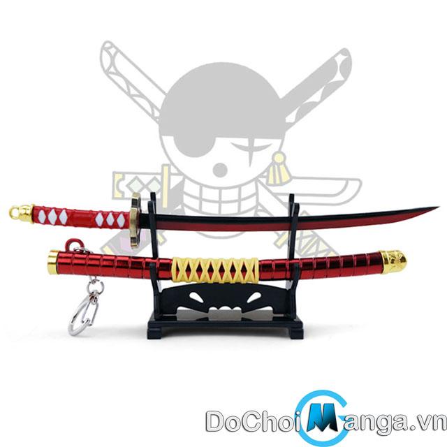 Móc Khóa Kiếm Sandai Kitetsu Zoro - One Piece