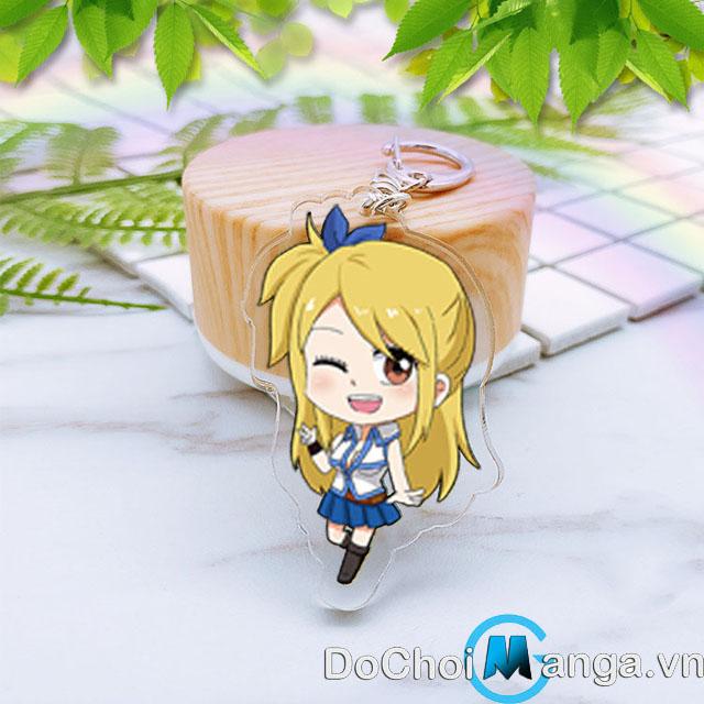 Móc Khóa Lucy Fairy Tail MS 2
