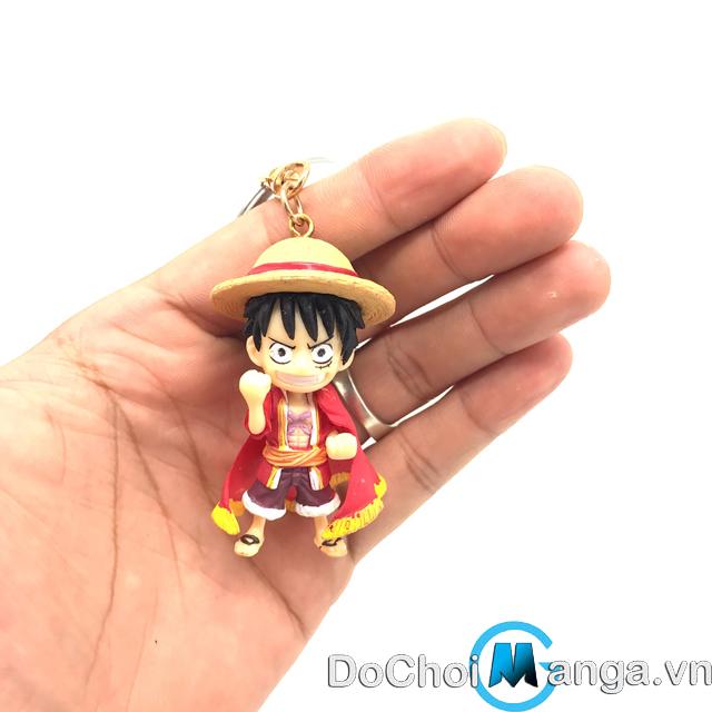 Móc Khóa Luffy - One Piece MS 1