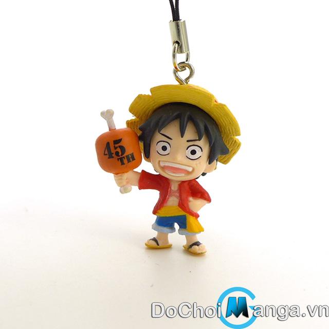 Móc Khóa Luffy - One Piece MS 2