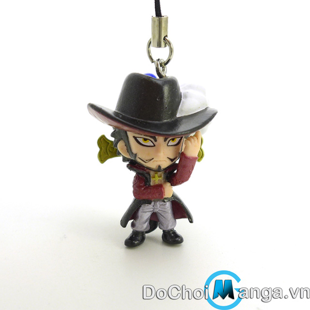 Móc Khóa Mihawk - One Piece MS 1