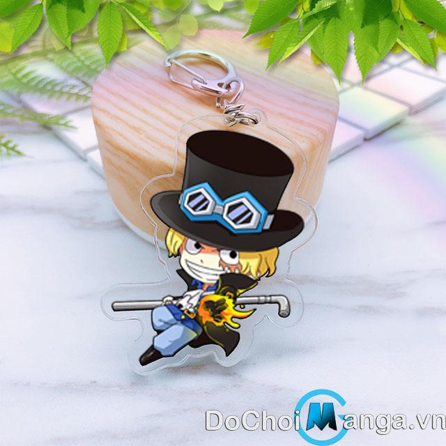 Móc Khóa Sabo - One Piece