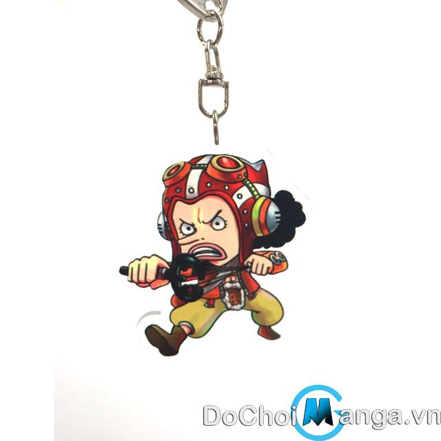 Móc Khóa Usopp One Piece MS 2