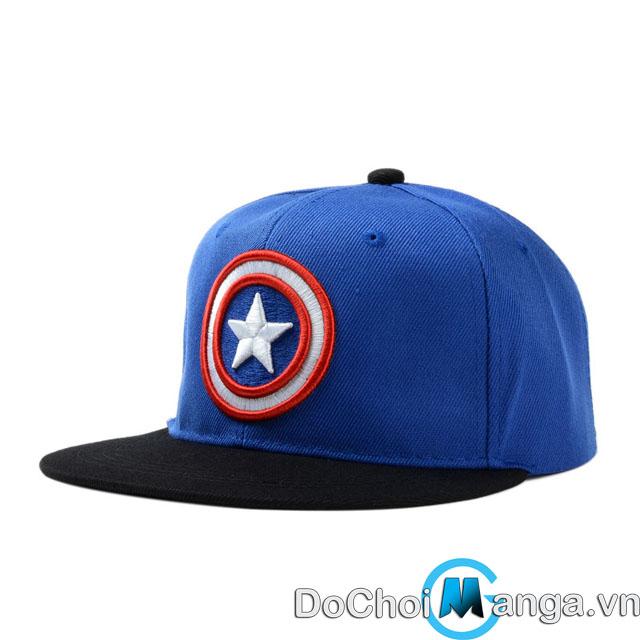 Mũ Snapback Captain America MS1